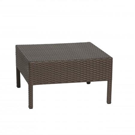 Плетеный стол