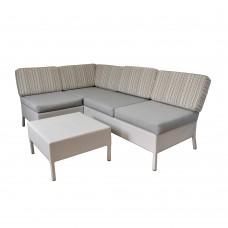 """Модульный комплект мебели из текстилена """"Невель"""""""