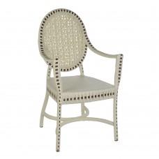 """Плетеное обеденное кресло из искусственного ротанга  """"Монсанто"""""""